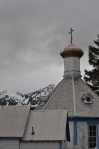 Russian Orthodox Church. Juneau, AK.